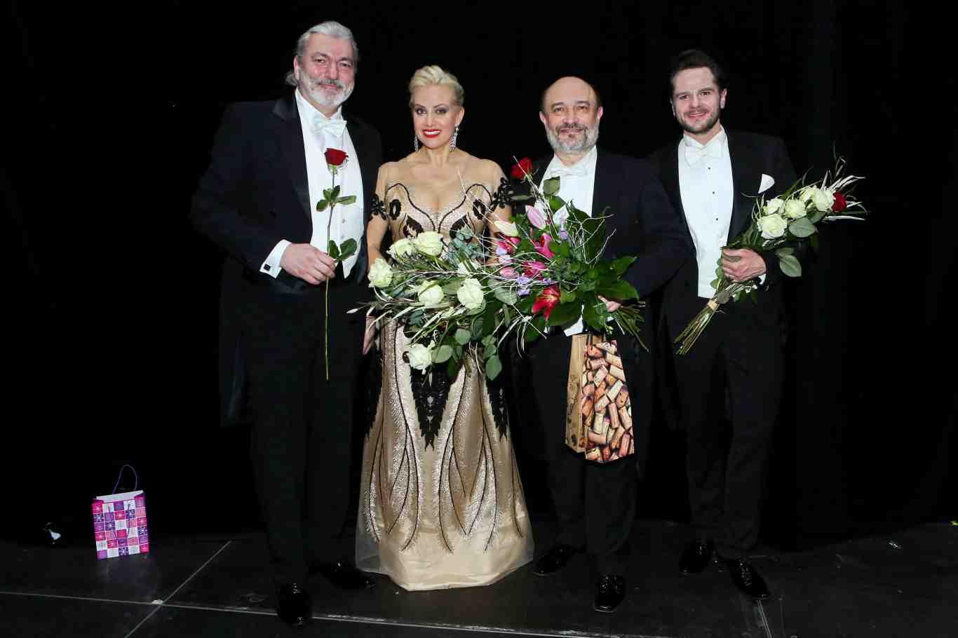 Belcanto - v opeře a muzikálu
